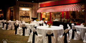 Andiamo Catering at The Detroit Historical