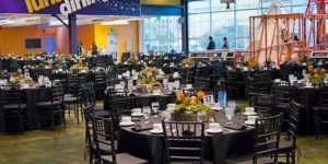 Andiamo Catering at the Michigan Science Center