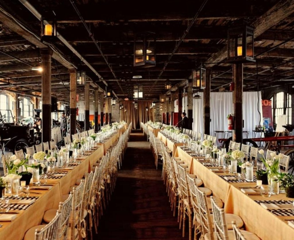 Andiamo Catering at the Piquette Plant