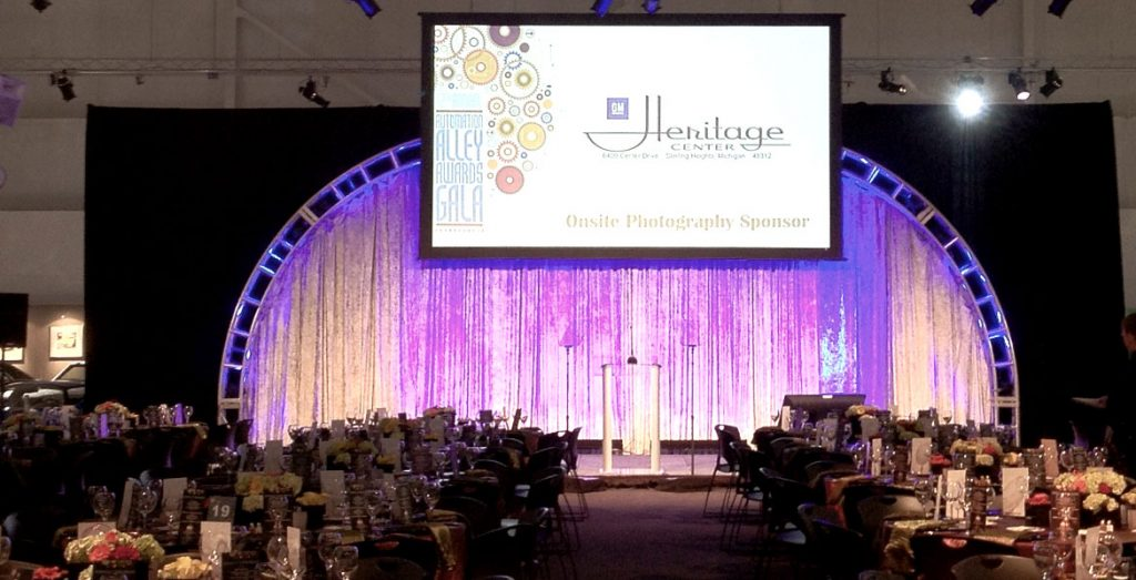 GM Heritage Center - Andiamo Catering Preferred Venue